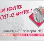Jean-Paul et Christophe Métroz